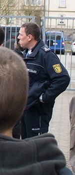 PK Abele Polizei Schwaebisch Gmuend